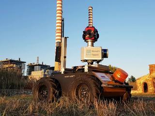Inżynierowie z Polski wygrali europejskie mistrzostwa robotów w Toskanii