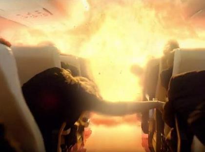 Smoleńsk zwiastun wybuch