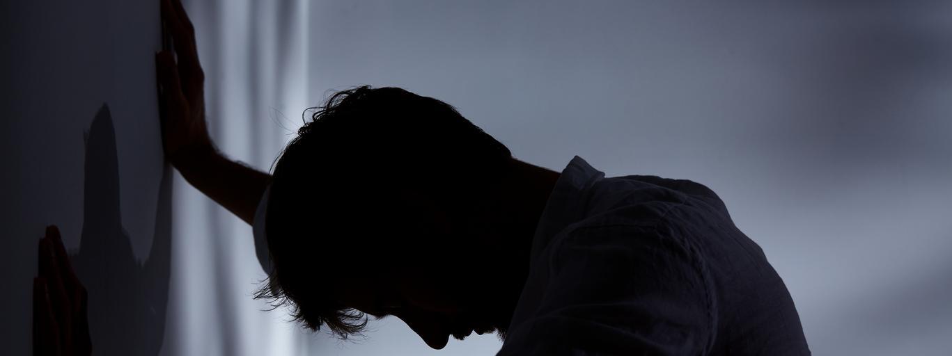 depresja, smutekv