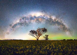 Co jest za Drogą Mleczną