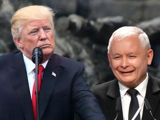 """""""Historyczny sukces"""". Trump spełnił (amerykański) sen polskiej prawicy"""