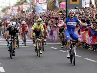 Giro d'Italia po raz sto pierwszy