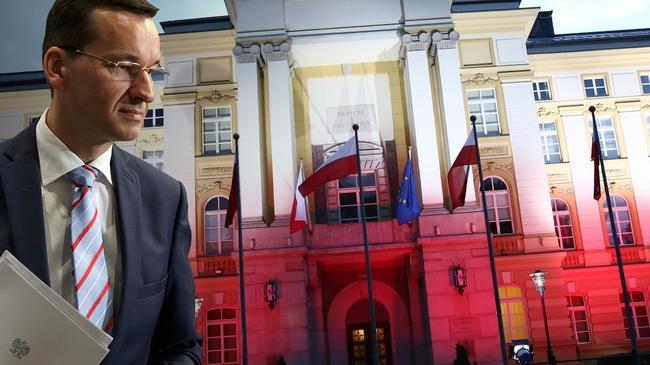 Morawiecki w kancelarii premiera