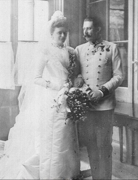 Franciszek Ferdynand Austro-Węgry I wojna światowa historia