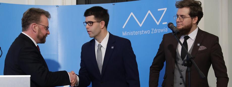 Łukasz Szumowski, Jarosław Biliński, Łukasz Jankowski