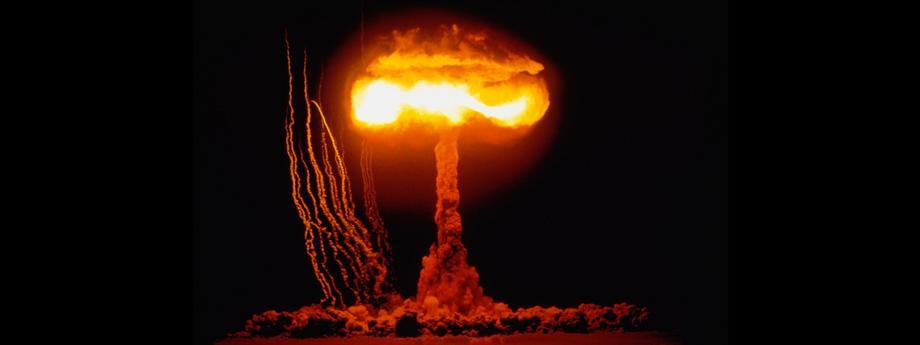bomba atomowa test