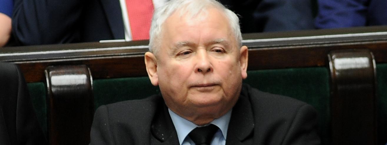 Jarosław Kaczyński Sejm