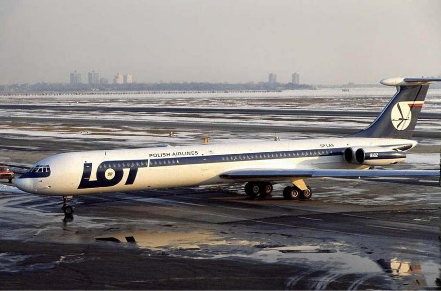 okęcie katastrofa samolot