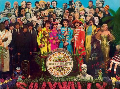 Sgt. Pepper's Lonely Heart's Club Band, The Beatles