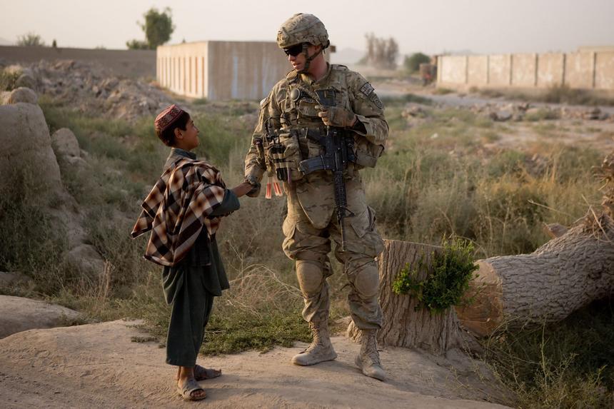 Amerykańscy żołnierze zostaną w Afganistanie - zdecydował Donald Trump