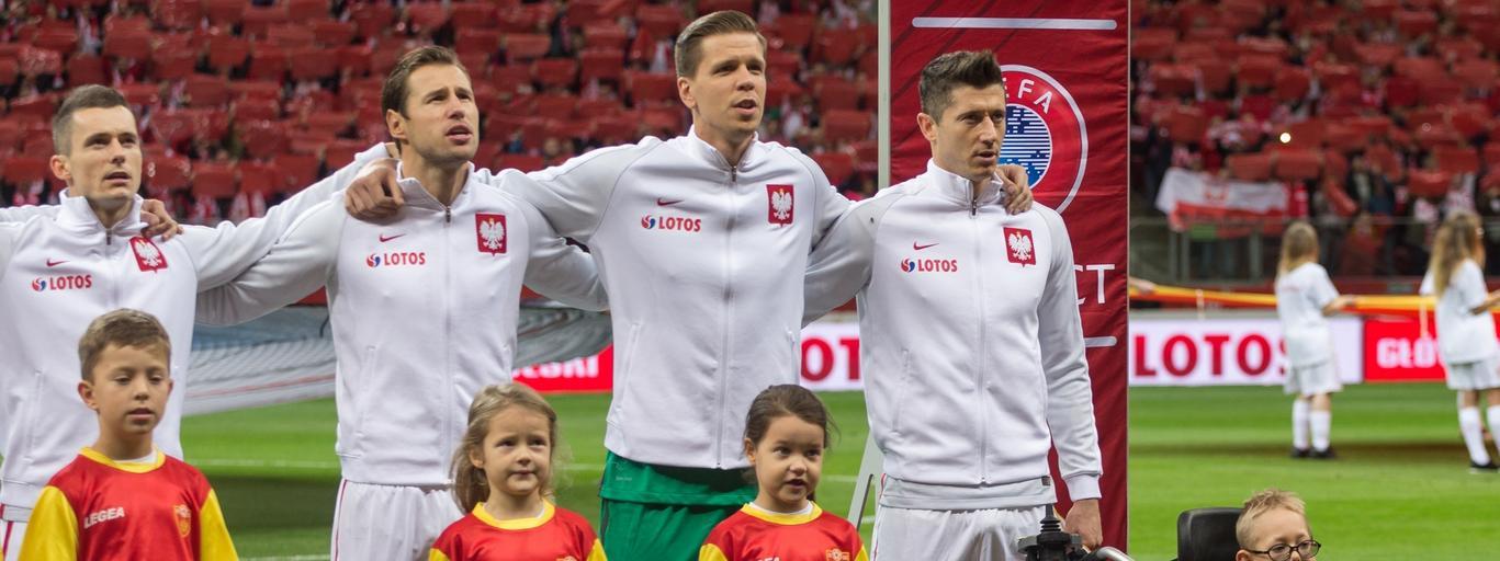 Mecz eliminacji MS 2018 Polska - Czarnogora