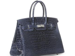 Używane torebki Hermesa droższe niż...nowe