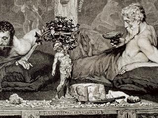 Jaka kara czekała w starożytności na niewiernych małżonków?