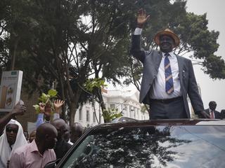Kenia, po raz pierwszy w Afryce zwyciężyła demokracja