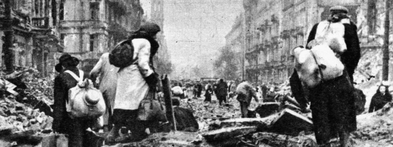 Powstanie Warszawskie II wojna światowa Warszawa historia Armia Krajowa