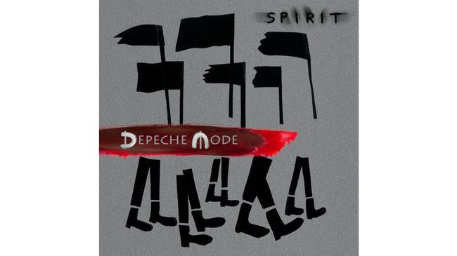 Spirit, okładka płyty