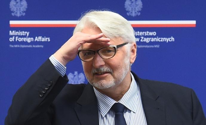 Waszczykowski stał się Misiewiczem Kaczyńskiego