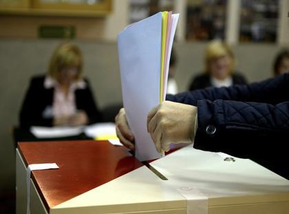 wybory samorząd urna głosy