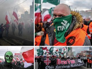 Z Facebooka znikają zdjęcia z marszu narodowców. Niedenthal znów cenzurowany?