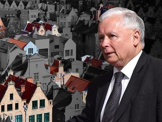 """""""Za"""" a nawet """"przeciw"""". Tak Kaczyński kluczył w sprawie reprywatyzacji"""