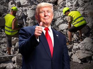 Jak Trump wyrolował Polaków