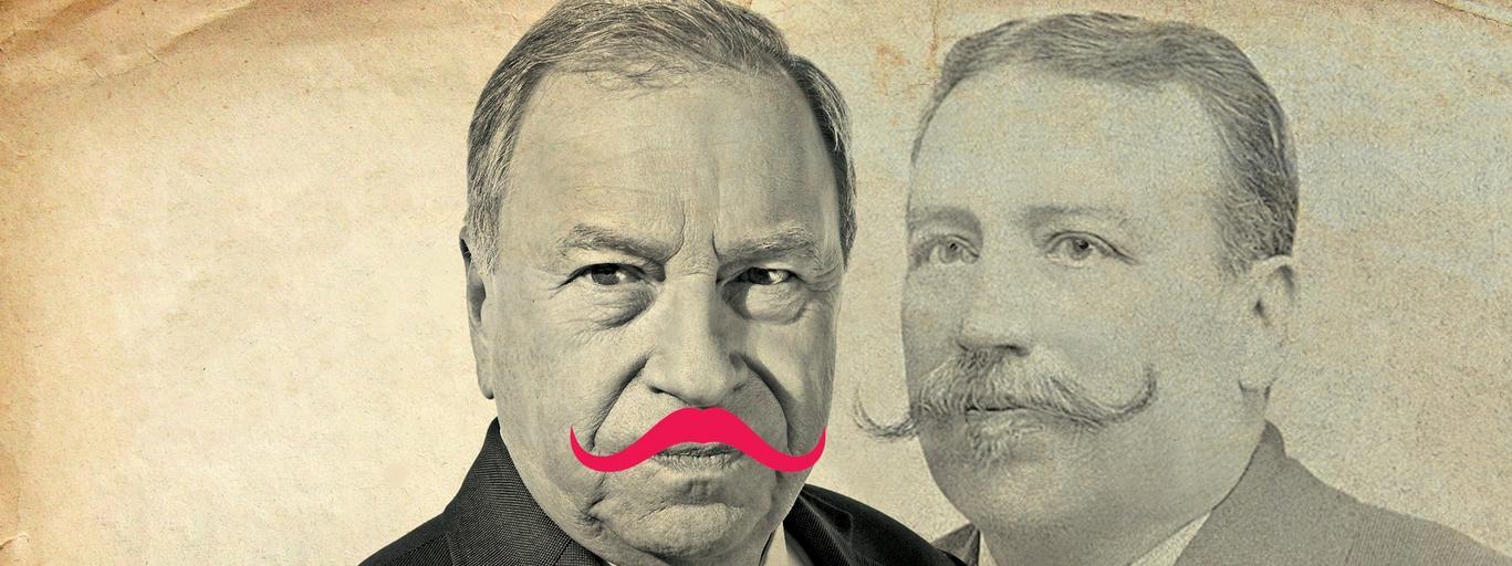 Jerzy Stuhr Newsweek Extra Genealogia