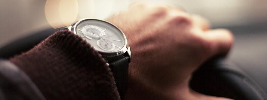 zegarek moda męska