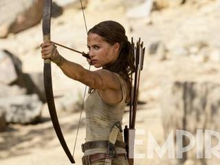"""Długa szyja Lary Croft, czyli wpadka twórców """"Tomb Raidera"""""""