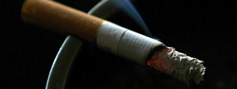 papieros palenie