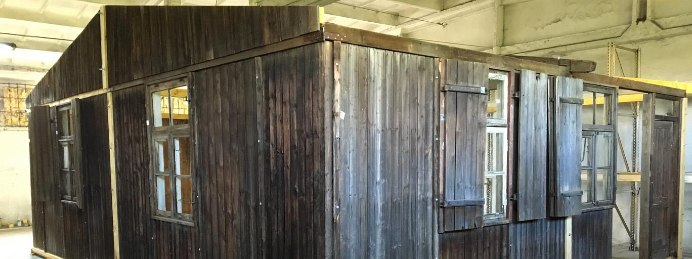 Auschwitz: No hace mucho, no muy lejos