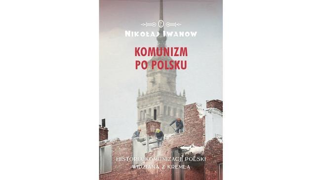 Komunizm po polsku, okładka