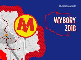 Metro wyborcze. O czym nie mówią kandydaci na prezydenta Warszawy