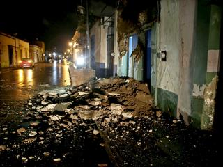 Potężne trzęsienie ziemi w Meksyku. Wydano ostrzeżenie przed tsunami