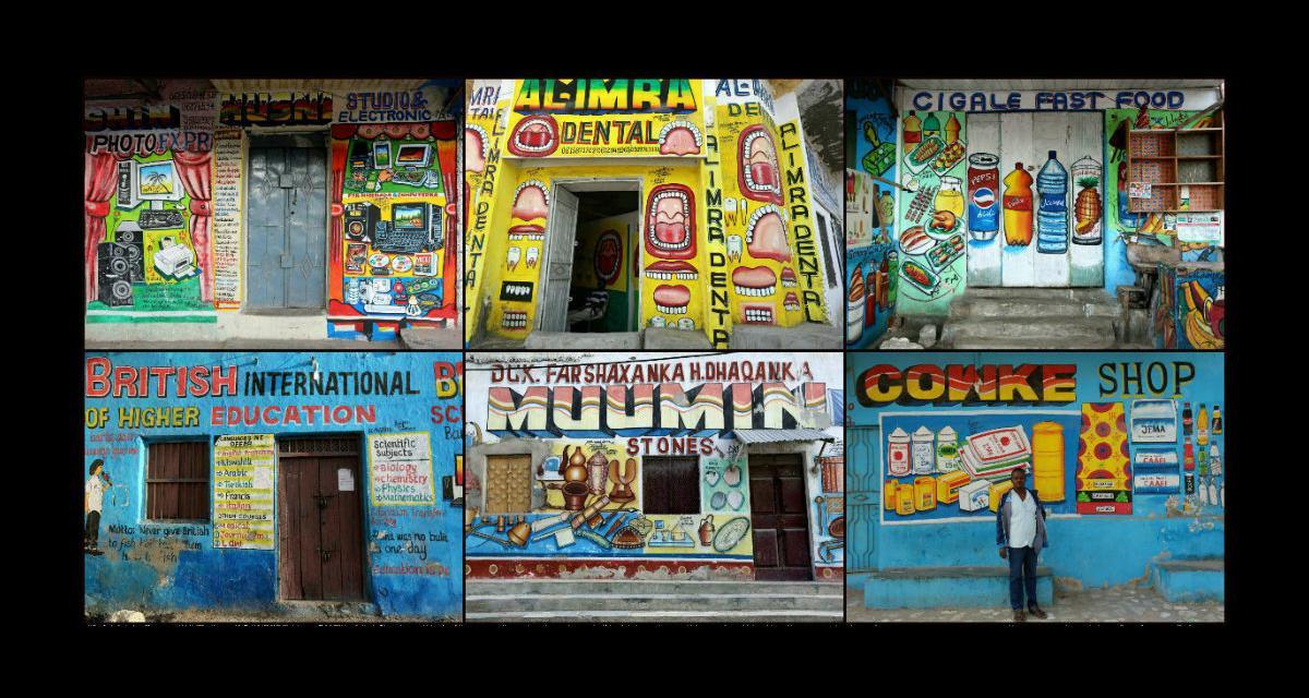 Murale w służbie biznesu