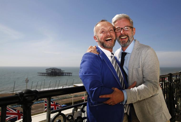 Małżeństwa homoseksualne w Wielkiej Brytanii