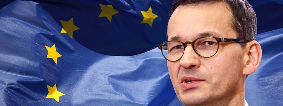 Mateusz Morawiecki Unia Europejska