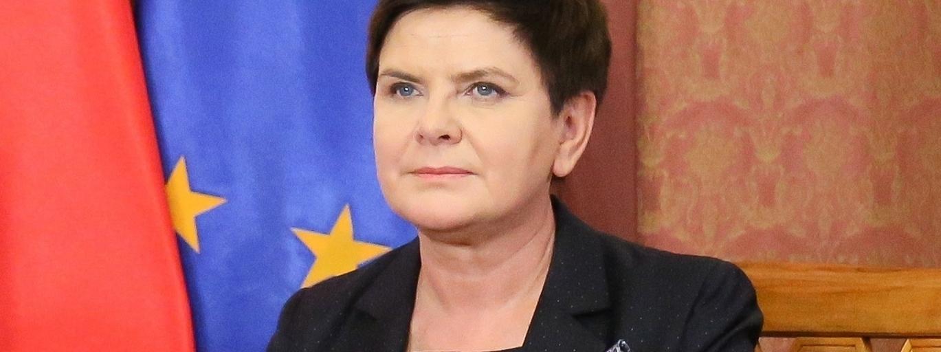 Beata Szydło, Maris Kucinskis