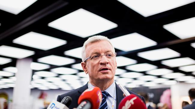 Jacek Jaśkowiak prezydent Poznania