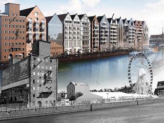 70 lat po wojnie, wreszcie zabieramy się za odbudowę centrów polskich miast [PORÓWNAJ ZDJĘCIA]