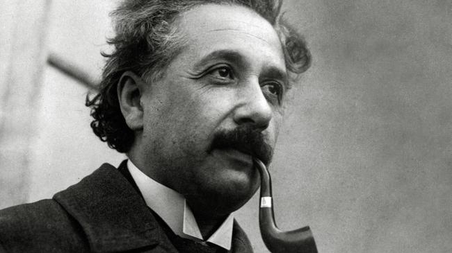 Albert Einstein - Archival Historical