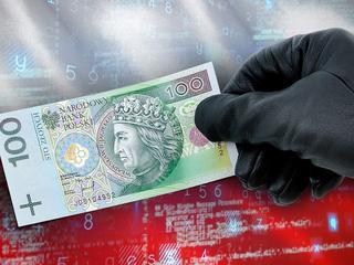 pieniądze banknot internet