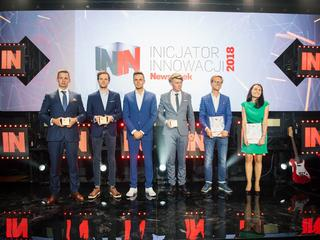 Rozstrzygnięcie konkursu Inicjator Innowacji 2018. Kto otrzymał nagrody?
