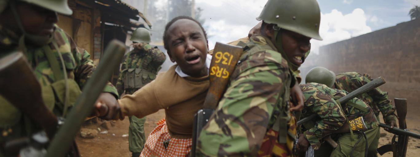 Kenya repeat election aftermath