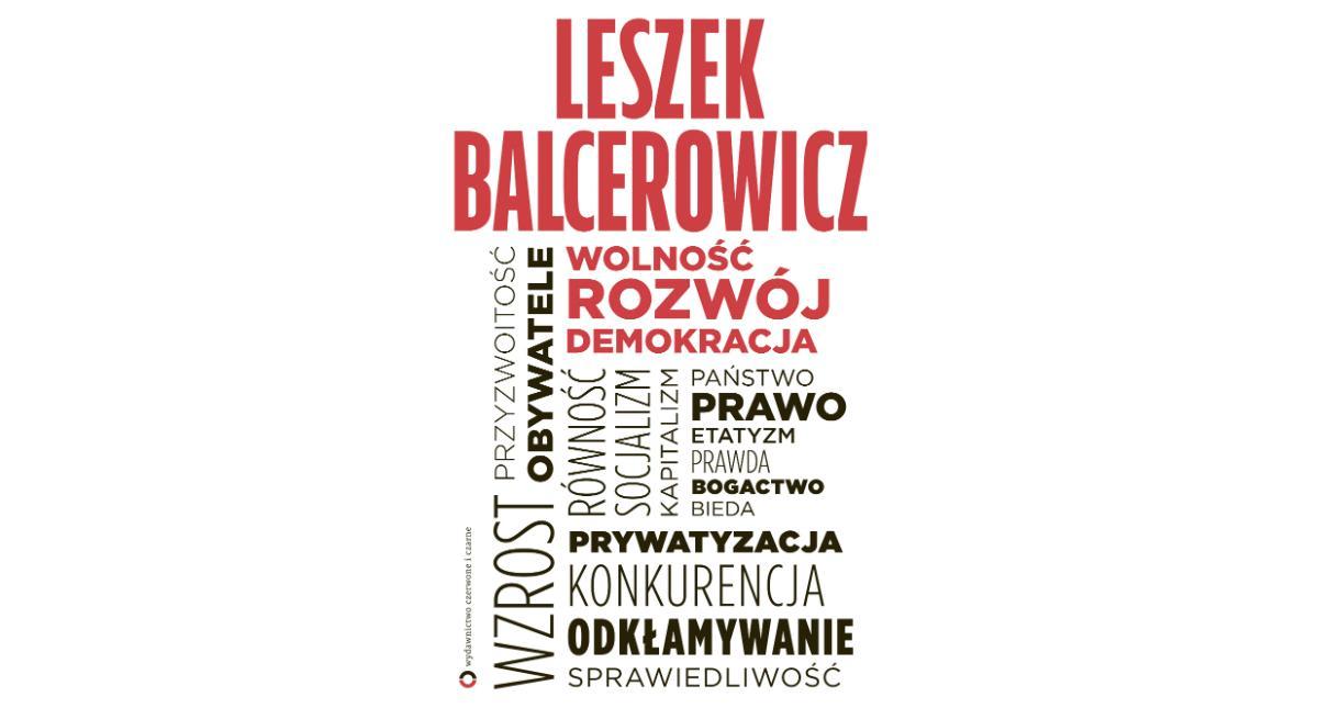 Balcerowicz, okładka