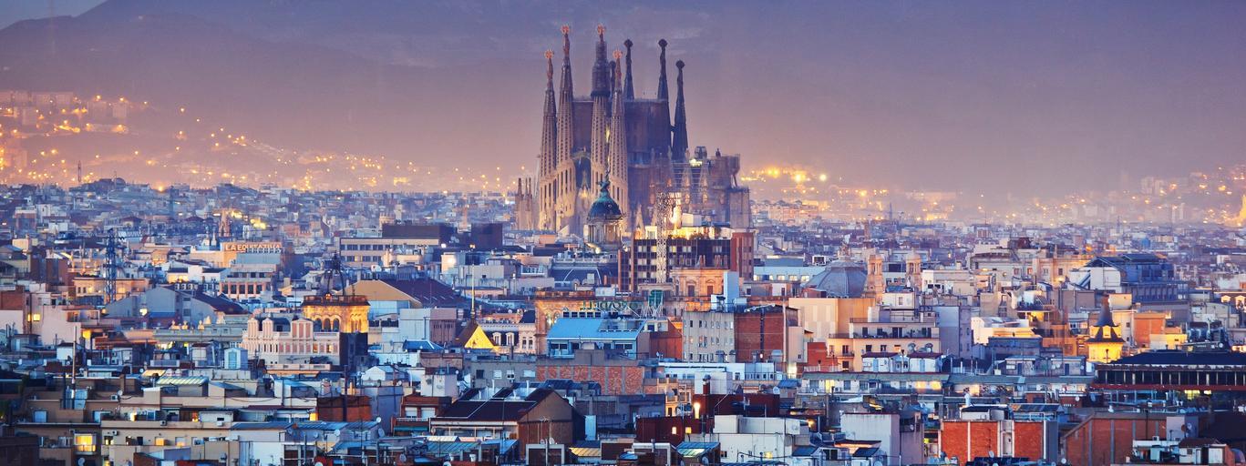 Barcelona Hiszpania podróże turystyka Sagrada Familia