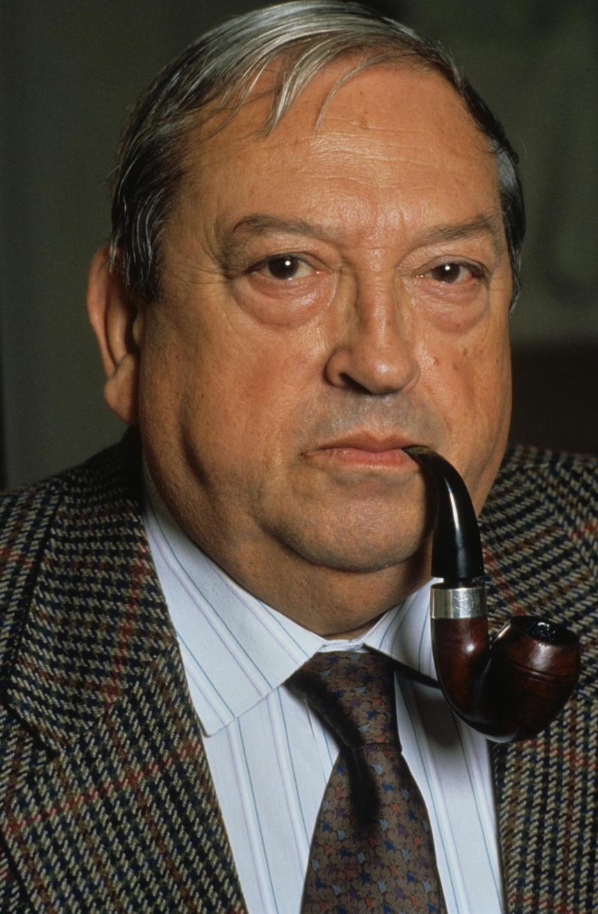 Jacques Le Goff (1 stycznia 1924 - 1 kwietnia 2014)