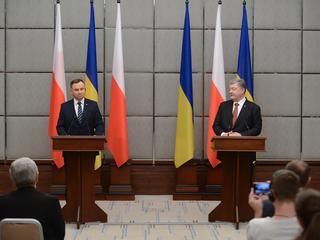 Misja ratunkowa Andrzeja Dudy