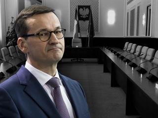Głównym doradcą Morawieckiego jest asystentka z banku