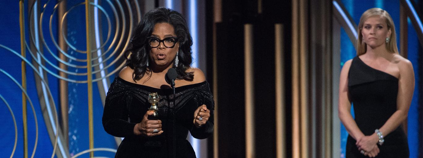 Ceremony - 75th Golden Globe Awards
