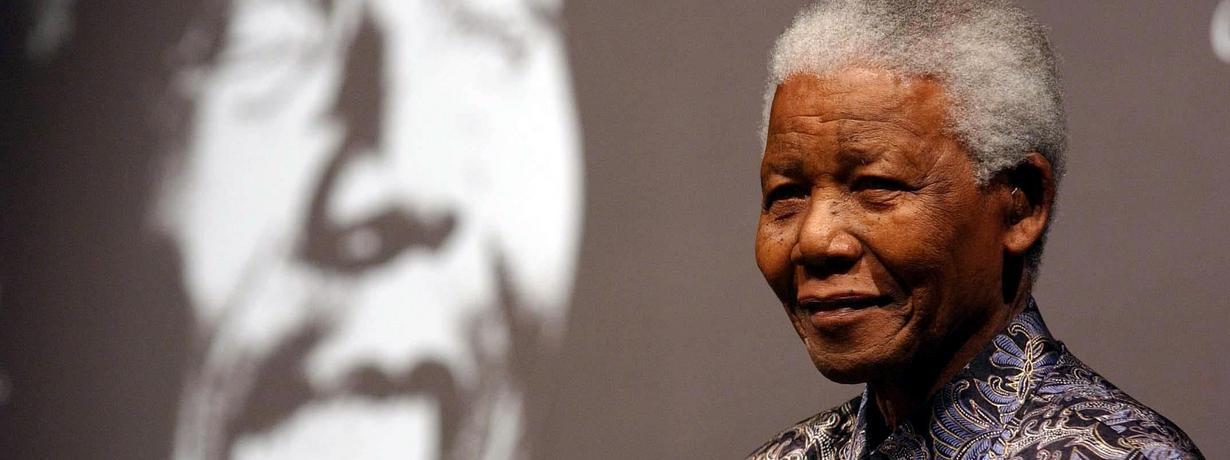 Nelson Mandela. Ostatni z wielkich